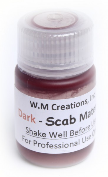 W.M Creations Dark Scab Material 30 ml
